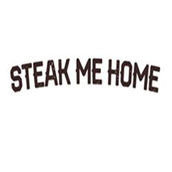 Steak Me Home logo