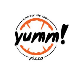 Yumm Pizza logo