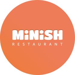 Restaurant Minish logo