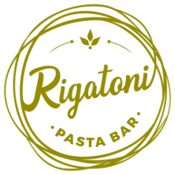 Rigatoni Pasta Bar logo