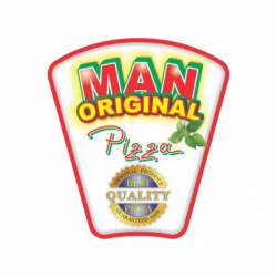 Pizza Man logo