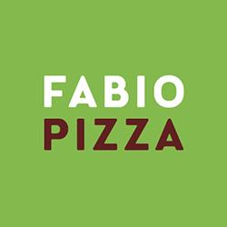 Fabio pizza- Delfinului logo