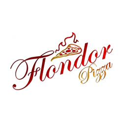 Flondor Pizza logo