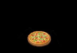 Pizza Volante logo