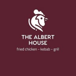 The Albert House logo