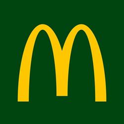 McDonald's Gara de Nord logo