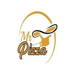 Mr. Pizza logo