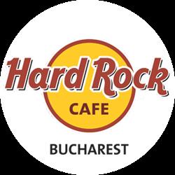 Hard Rock Cafe Bucharest logo