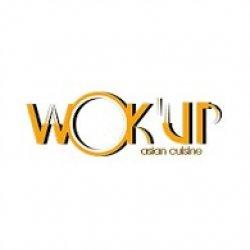 Wok Up logo