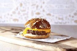 Cheese Lover Burger image