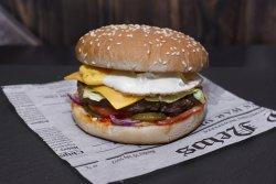 Egg-Burger+cartofi image