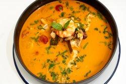 Supă de pește și fructe de mare image