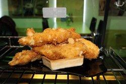 Meniu Șnițel in crustă de migdale + suc image