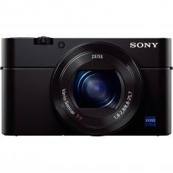 Aparat foto digital compact Sony Cyber-Shot DSC-RX100 III, 20.1MP, Negru