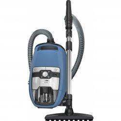 Aspirator fara sac Miele Blizzard CX1 Parquet PowerLine SKCF3, 890 W, 2 l, Maner Eco Comfort, Perie pentru parchet Twister, Perie universala, Albastru