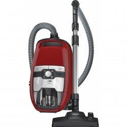 Aspirator fara sac Miele Blizzard CX1 Red PowerLine SKRF3, 890 W, Perie universala, 77 dB, 2 L, Rosu
