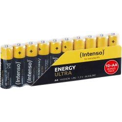 Baterii Alcaline Intenso Energy Ultra, AA, 10 buc