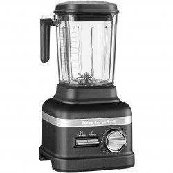 Blender Artisan Power Plus KitchenAid 5KSB8270EBK, 1800 W, 2.6 L, 11 viteze, Negru