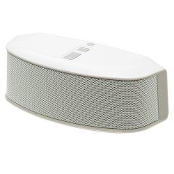 Boxa portabila bluetooth A+ Soul, 12W, port USB/micro SD, Alb