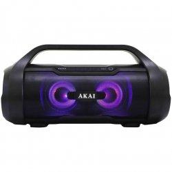 Boxa Portabila, Bluetooth, rezistenta la apa AKAI ABTS-50 , Radio FM , USB ,SD card