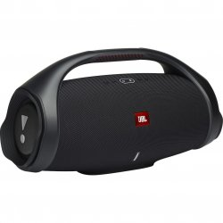 Boxa portabila JBL Boombox 2, Bluetooth, Redare 24H, Rezistenta la apa IPX7, Partyboost, Powerbank, Negru