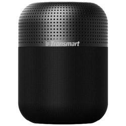 Boxa portabila Tronsmart T6Max Bluetooth 5.0, sunet 360, baterie 12.000 mAh, asistent vocal, IPX5, NFC
