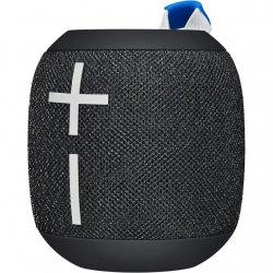 Boxa portabila Ultimate Ears WONDERBOOM 2, Rezistenta la apa IP67, Bluetooth, Mod Outdoor, Autonomie 13 ore, Deep Space Black