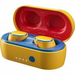 Casti Audio In-Ear, Skullcandy Sesh Limited , True Wireless, Bluetooth, Confident Yellow