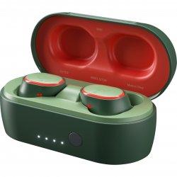 Casti Audio In-Ear, Skullcandy Sesh Limited, True Wireless, Bluetooth, Euphoric Green