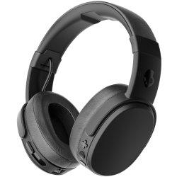 Casti audio over-ear, Skullcandy Crusher, Microfon, Bluetooth, Black Coral Black
