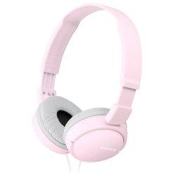 Casti audio Sony MDRZX110P, tip DJ, Roz