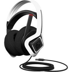 Casti Gaming HP OMEN Mindframe Prime, Alb/Negru