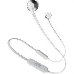 Casti In-Ear JBL T205BT, JBL Pure Bass Sound, Bluetooth, gri