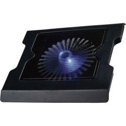 """Cooler laptop Spacer SPNC-883, 17"""", Black"""