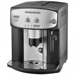 Espressor automat De`Longhi Caffè Corso ESAM 2800.SB, 1450 W, 15 Bar, 1.8 L, dispozitiv spumare, Negru