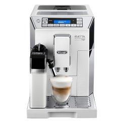 Espressor Automat De`Longhi ECAM 45.760 ELETTA, 1450 W, 15 bar, Alb