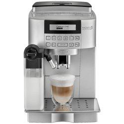 Espressor Automat De`Longhi Magnifica 22.360 S, 1450 W, 15 bar, Display Lcd, Cappuccino, Argintiu