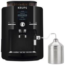 Espressor automat Krups EA8250PE, 1450W, 15 bar, 1.8 l, Negru