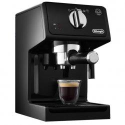 Espressor De`Longhi ECP 31.21, 1100W, 15 bar, 1.1 l, Negru