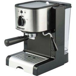 Espressor manual Star-Light EMD-1515, 15 Bar, Dispozitiv spumare, 1.5 l, Negru/Inox