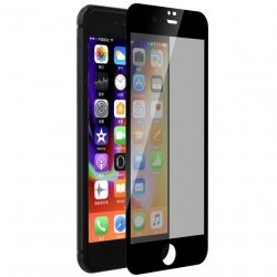 Folie de protectie Devia Full Privacy pentru Apple iPhone 8 / iPhone 7, Black