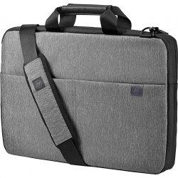"Geanta laptop HP Signature Slim Topload, 17.3"", Gri/Negru"