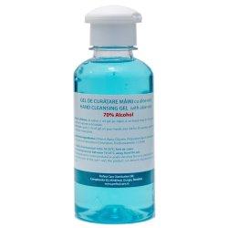 Gel dezinfectant pentru maini Perfect Care, cu aloe vera 70% alcool, efect antibacterian, 200 ml
