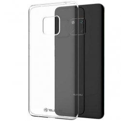 Husa de protectie Tellur Silicon pentru Huawei Mate 20 Pro, Transparent
