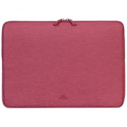 """Husa laptop Rivacase Sleeve, 13.3"""", Red"""