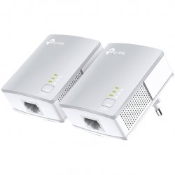 Kit Adaptor Powerline TP-LINK TL-PA4010, Ethernet 600Mbps, Ultra compact