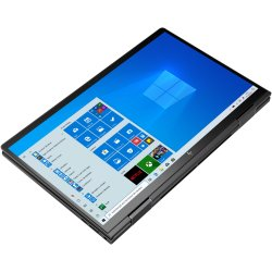 "Laptop 2 in 1 HP ENVY x360 13-ay0003nn cu procesor AMD Ryzen™ 5 4500U pana la 4.00 GHz, 13.3"", Full HD, IPS, Touch, 8GB, 512GB SSD, AMD Radeon Vega Integrated Graphics, Windows 10 Home, Nightfall black"
