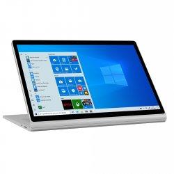 "Laptop 2 in 1 Microsoft Surface Book 2 HMW-00025 cu procesor Intel® Core™ i5-7300U pana la 3.50 GHz, Kaby Lake, 13.5"", Touch, 8GB, 256GB SSD, Intel® HD Graphics 620, Microsoft Windows 10 Pro, Silver"