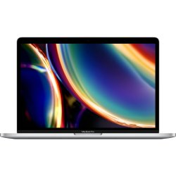 "Laptop Apple MacBook Pro 13"" 2020 Touch Bar, procesor Intel® Core™ i5 2.0GHz, 16GB, 1TB SSD, Intel Iris Plus Graphics 128MB, Silver, INT KB"