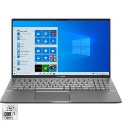 "Laptop ASUS VivoBook S15 S531FA cu procesor Intel® Core™ i7-10510U pana la 4.90 GHz Comet Lake, 15.6"", Full HD, 16GB, 512GB SSD, Intel UHD Graphics 620, Windows 10 Pro, Gun Metal"